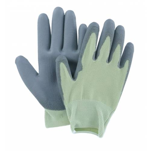 Balcony and patio gloves for children - Green