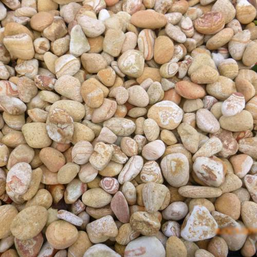 Decorative Pebbles - Rainbow - 9L - 3/6 cm