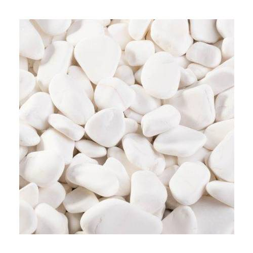 Decorative Pebbles - Ice - 3L - 1/3 cm