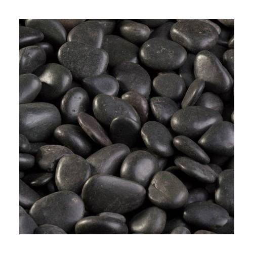 Decorative Pebbles - Black Pearl - 3L - 1/3