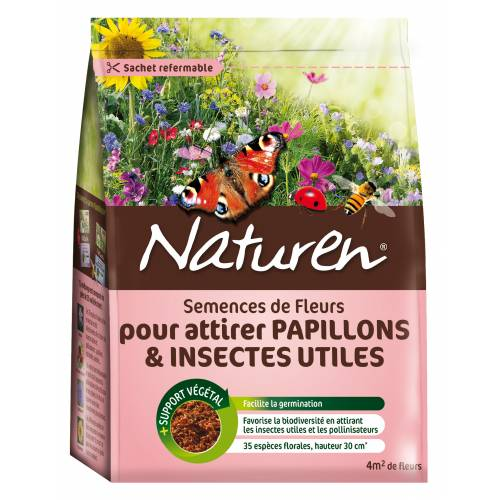 Flowers for attracting Butterflies - Naturen