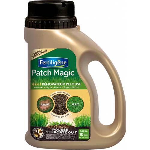 Lawn Renewal Patch Magic