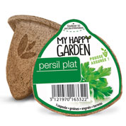 capsule prete a planter - persil - my happy garden